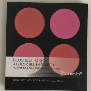 BH Cosmetics 4 Pan Blush